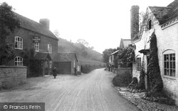 Little Stretton, The Village 1910