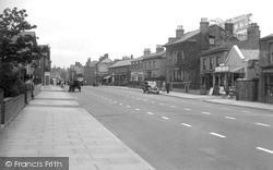 Chester Road 1936, Little Sutton