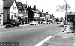 Little Sutton, Chester Road 1962