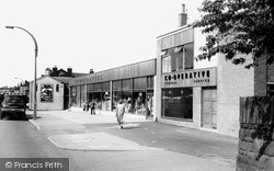 Chester Road 1962, Little Sutton