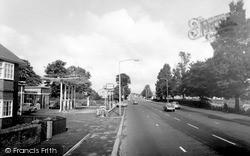 Chester Road 1966, Little Sutton