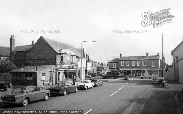 Photo of Little Sutton, Ledsham Road 1966