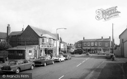 Ledsham Road 1966, Little Sutton