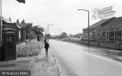 Little Sutton, Station Road 1965