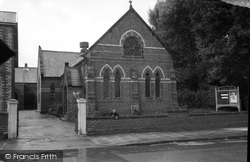 Little Sutton, The Methodist Church 1965