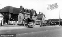 Ye Olde Red Lion Hotel 1962, Little Sutton