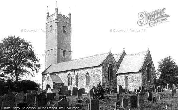 Photo of Little Torrington, Parish Church Of St Giles 1893
