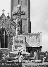 Little Torrington, War Memorial c1960