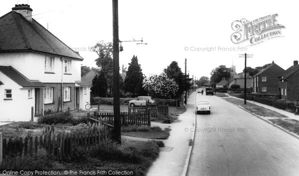 Photo of Little Wakering, Little Wakering Road c1965