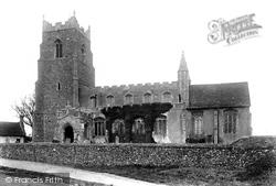 Little Waldingfield, St Lawrence's Church 1906