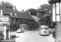 Little Walsingham, Common Place c.1960