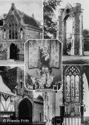 Little Walsingham, Composite c.1965