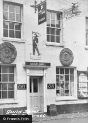Little Walsingham, Guild Hotel, High Street c.1955
