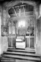 Little Walsingham, St Mary's Church, Lady Chapel 1929