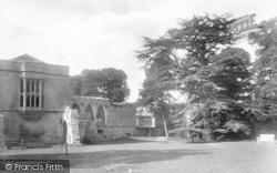 Little Walsingham, The Abbey 1926