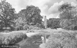 Little Walsingham, The Abbey 1929