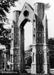 Little Walsingham, The Abbey, East Window c.1965