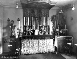 Little Walsingham, The Chapel At Greyfriars c.1955