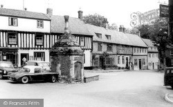 Little Walsingham, The Common Place c.1960