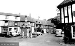 Little Walsingham, The Common Place c.1965