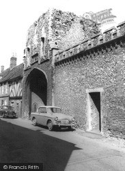 Little Walsingham, The Priory Gatehouse c.1965