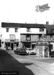 Little Walsingham, The Pump c.1965