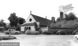 Little Walsingham, The Sanctuary Of Our Lady c.1965