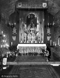 Little Walsingham, The Shrine Of Our Lady 1933