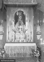 Little Walsingham, The Shrine Of Our Lady Of Walsingham 1933