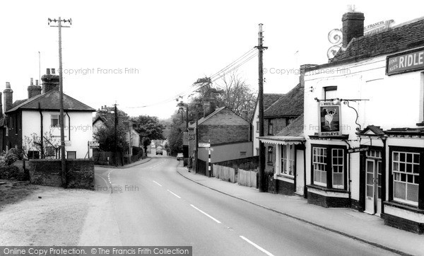 Little Waltham, the Village c1965.  (Neg. L158001)  © Copyright The Francis Frith Collection 2005. http://www.francisfrith.com