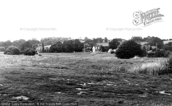 Little Warley, Childerditch Common c1960.  (Neg. L562007)  © Copyright The Francis Frith Collection 2005. http://www.francisfrith.com