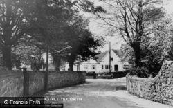 Little Wenlock, Church Lane c.1955