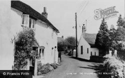 Little Wenlock, The Village c.1960