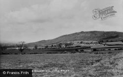 Little Wenlock, Wrekin From Braggers Hill c.1955