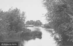 The Thames c.1955, Little Wittenham