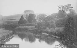 Wittenham Clump 1890, Little Wittenham