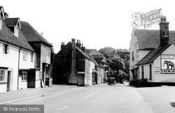Littlebourne, High Street c.1955