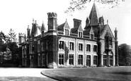 Littlebourne, Lee Priory 1903