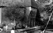 Littlebourne, Oast Houses and Little Stour c1962