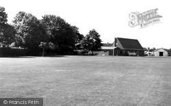 Littlebourne, Recreation Ground & Hall c.1960