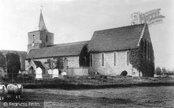 Littlebourne, St Vincent's Church 1903