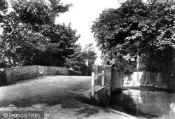 Littlebourne, The Bridge 1903