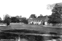 Littlebourne, The Green 1903