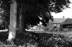 Littlebourne, The Green c.1960