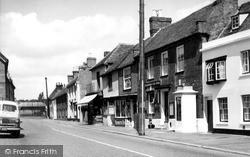 Littlebourne, The High Street c.1960