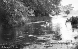 Littlebourne, The Lesser Stour c.1960