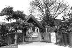 Littlebourne, The Lychgate 1903