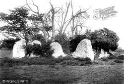 Littlebourne, The Old Chapel 1903