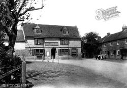 Littlebourne, The Square 1903