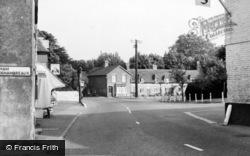 Littlebourne, The Square c.1960